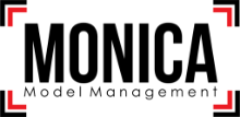Monica Model Management Logo